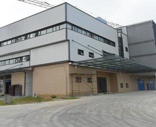 柳州日报社印务中心空调设备采购安装