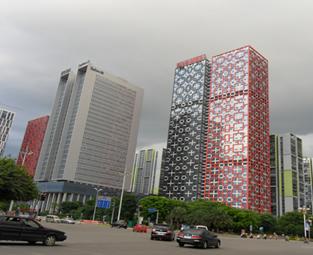 桂林阳光100桂林丽园3-7#楼中央空调供应及安装分包工程