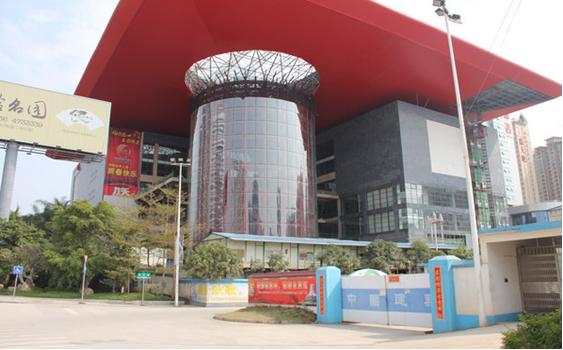 南宁市新民族影城空调采购项目